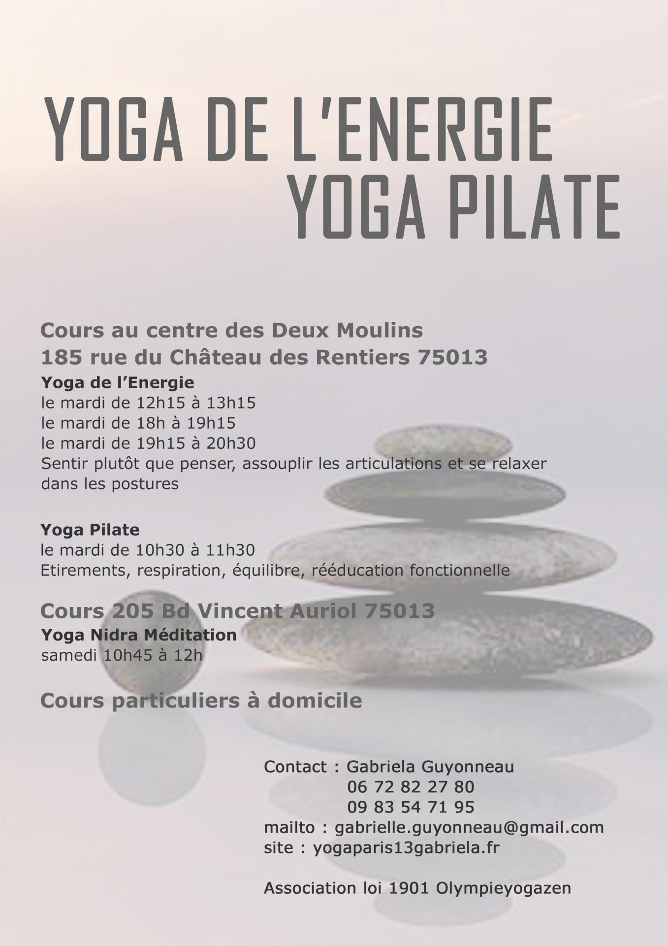 Yoga pilate 09 2021